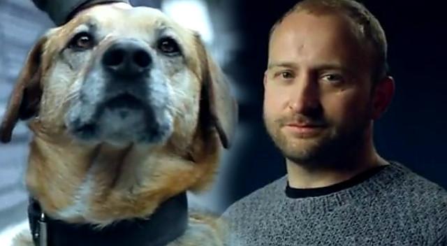 Borys Szyc zachęca do adopcji psiaków (VIDEO)