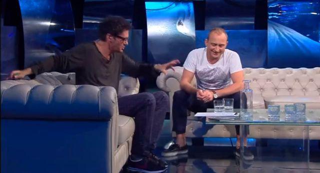 Borys Szyc u Wojewódzkiego: Monogamia to zbrodnia! (VIDEO)