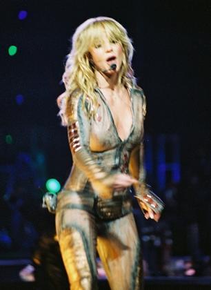 Britney dzwoni po paparazzi