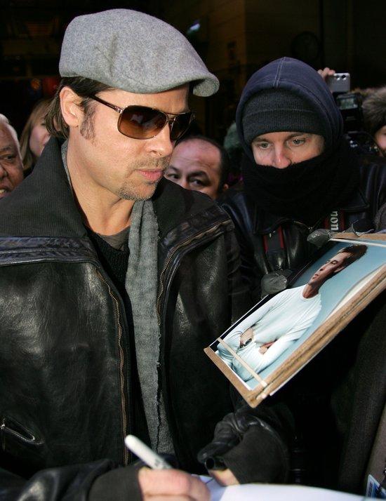 Nowe twarze Brada Pitta (FOTO)