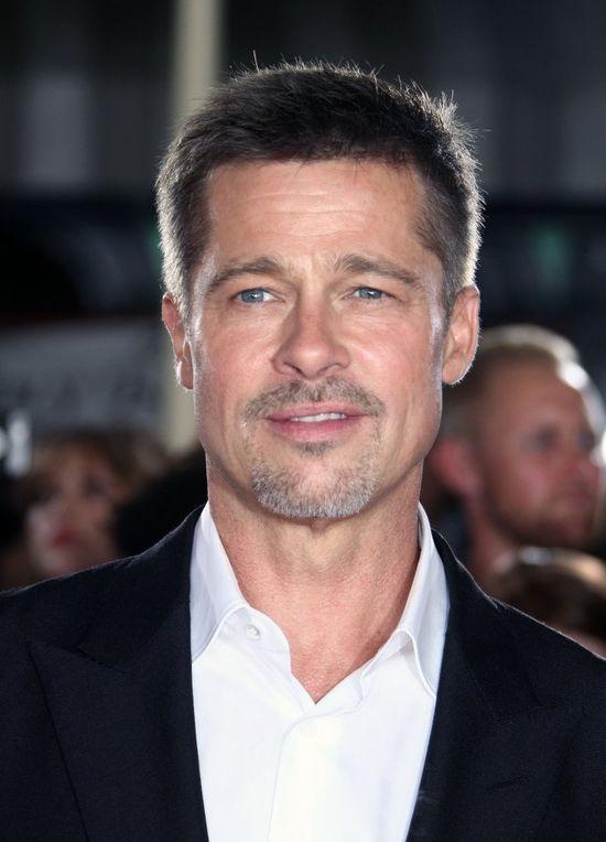 Brad Pitt i jego sławna kochanka spodziewaja się dziecka