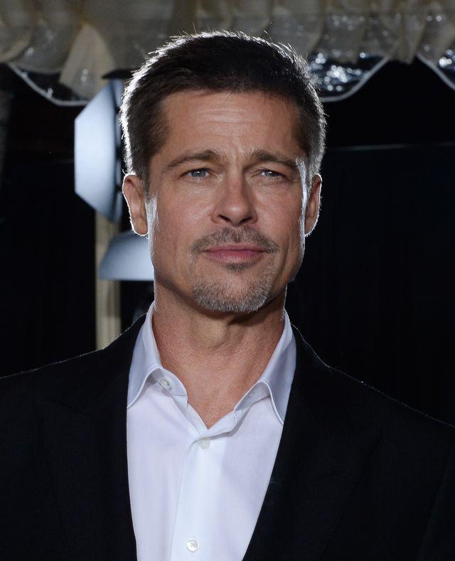 Brad Pitt poznał księżniczkę, która wyraźnie ma ochotę na romans