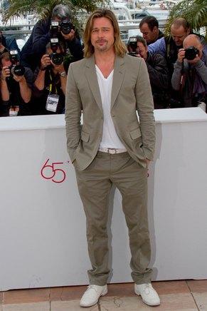 Pitt czy Pattinson - który Was bardziej kręci? (FOTO)