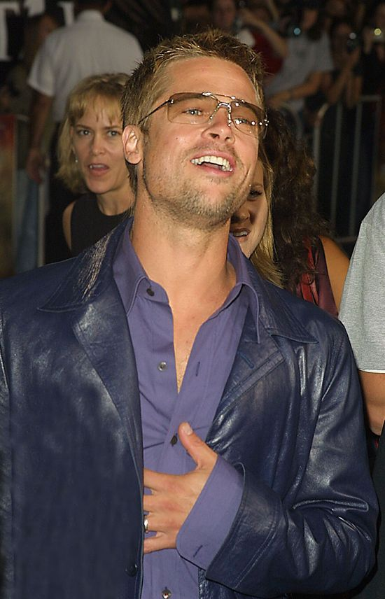 Christina Applegate rzuciła Brada Pitta dla...