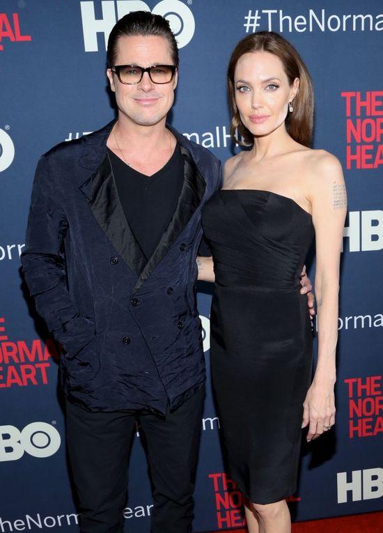 Magazyn Star: Brad Pitt jest biseksualny!