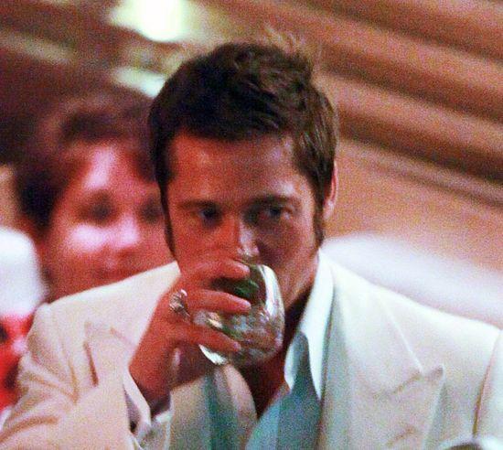 Historia picia Brada Pitta