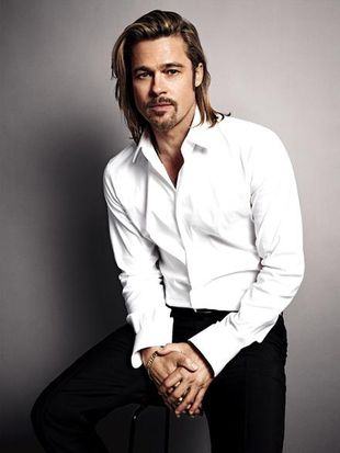 Brad Pitt reklamuje perfumy Chanel No.5 (FOTO)
