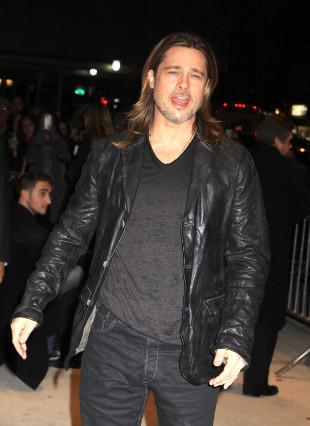 Brad Pitt chce wykupić seks taśmę Angeliny Jolie?