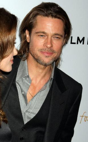Brad Pitt no. 5