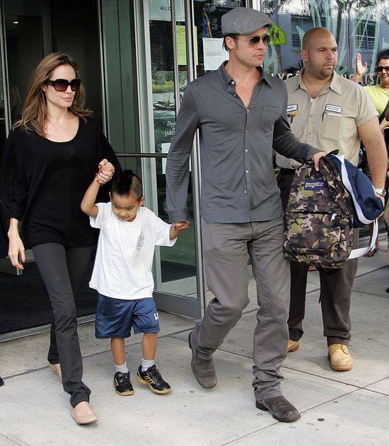 To był pierwszy raz, gdy Angelina pożałowała decyzji o rozwodzie