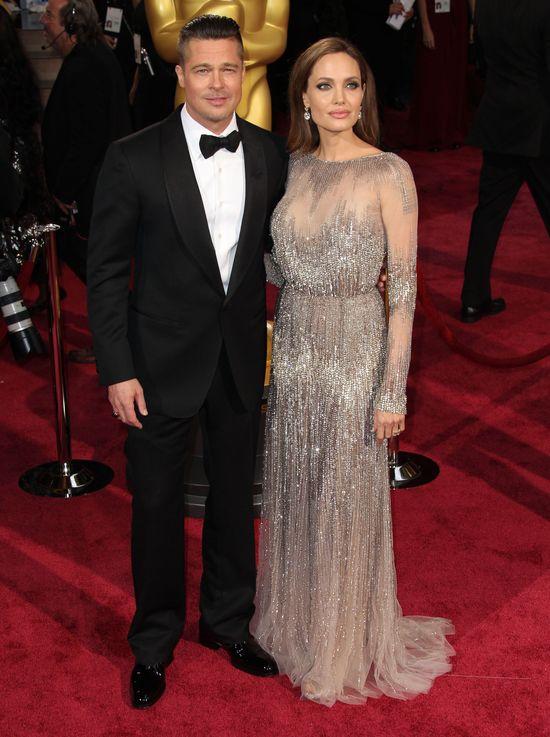 Brad Pitt i Angelina Jolie JUŻ SĄ PO ŚLUBIE!