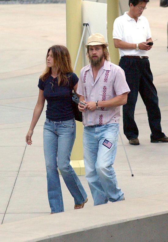 Jak Brad Pitt zareagował na ślub Jennifer Aniston?