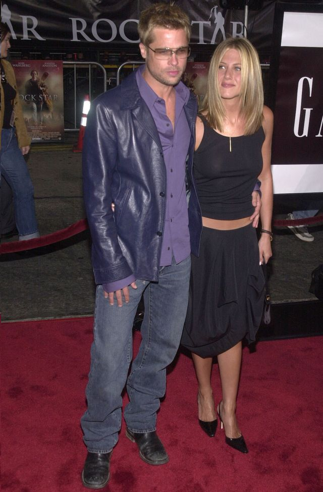 Po latach na jaw wyszła prawda o związku Brada Pitta i Jennifer Aniston