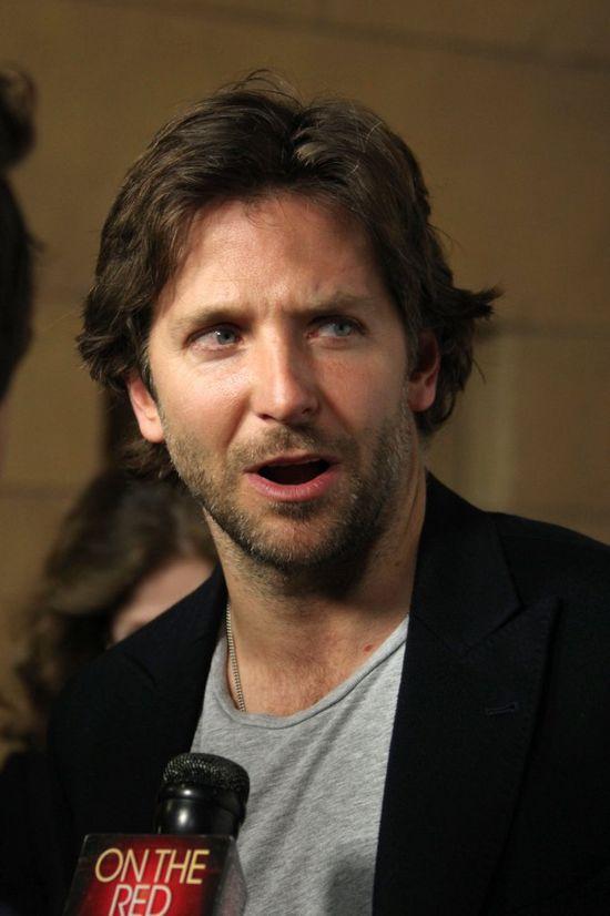 Bradley Cooper nie używa dezodorantu