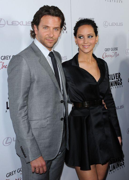 Bradley Cooper o romansie z Jennifer Lawrence