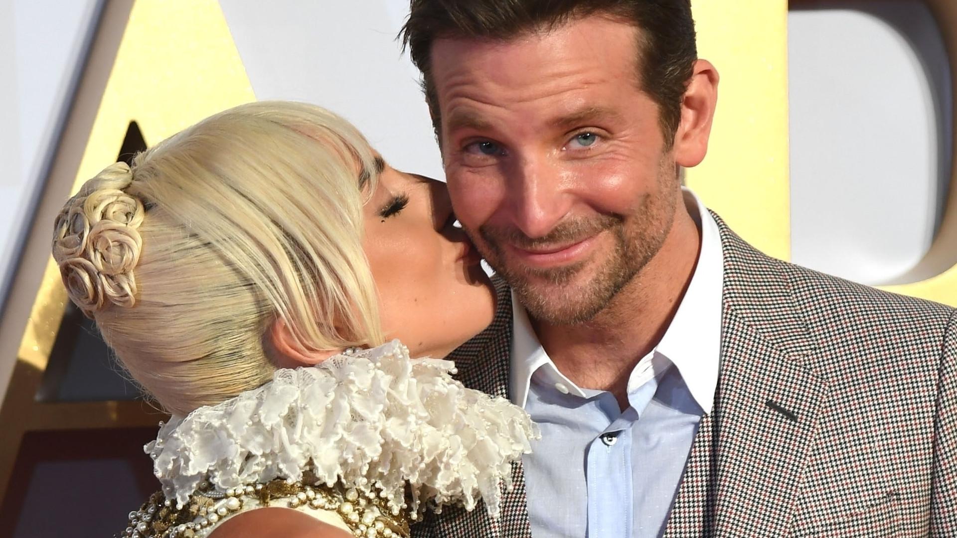 ROMANS Lady Gagi i Bradleya Coopera wstrząsnął Internetem