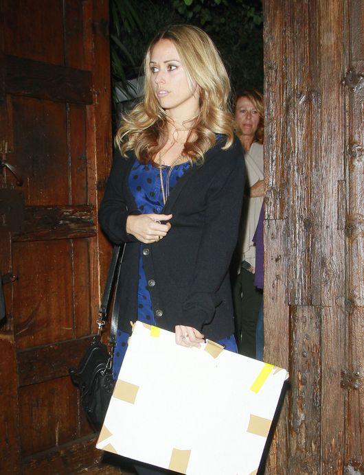 Russell Brand z tajemniczą blondynką (FOTO)