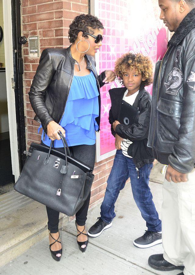 Toni Braxton: Bóg ukarał mnie za aborcję autyzmem syna