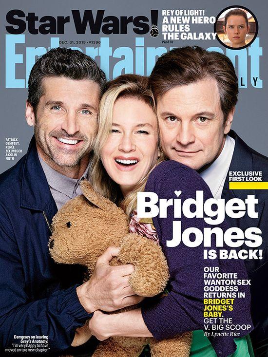 Jest pierwszy plakat z nową Bridges Jones!