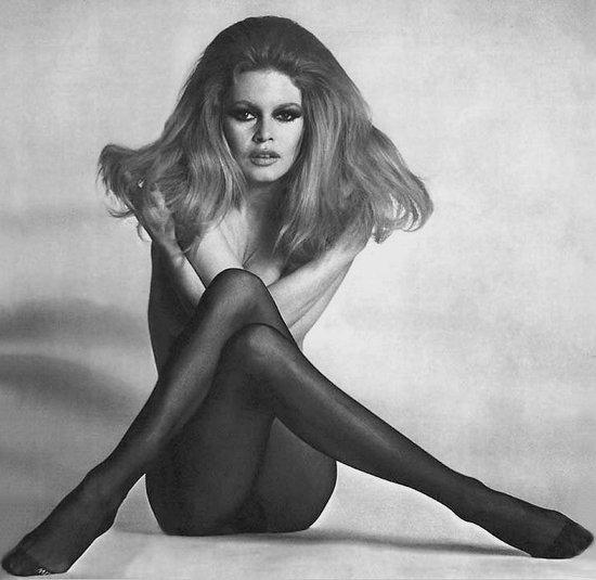 Julia Pietrcuha jak Brigitte Bardot (FOTO)