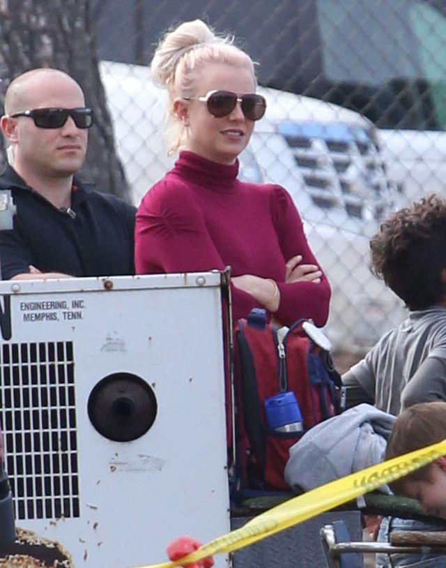 Wiemy kiedy i gdzie b�dzie mo�na spotka� Britney Spears