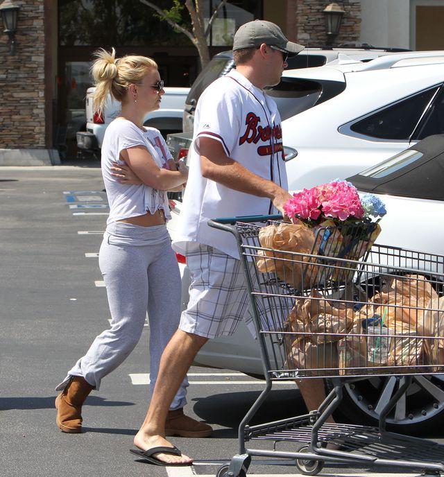 Jakiej części ciała nie lubi u siebie Britney Spears?