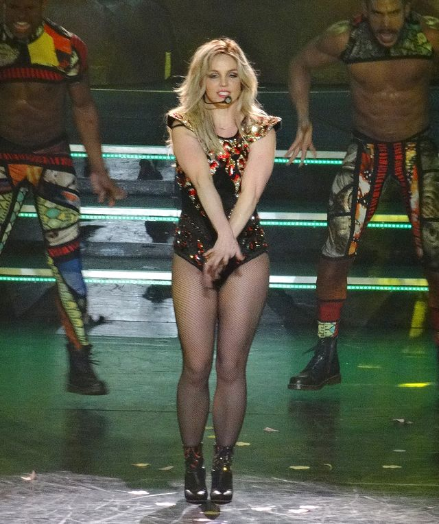 Koncert Britney Spears w Las Vegas (FOTO)