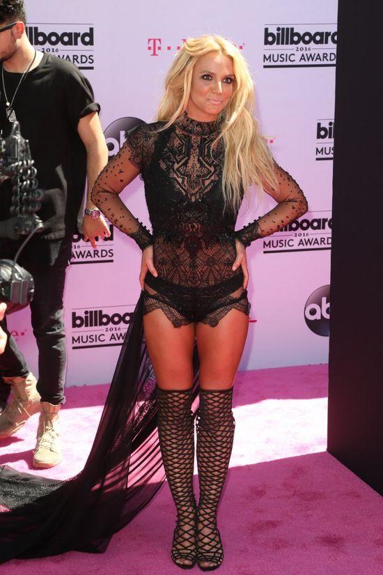 Awantura na planie nowego klipu Britney Spears