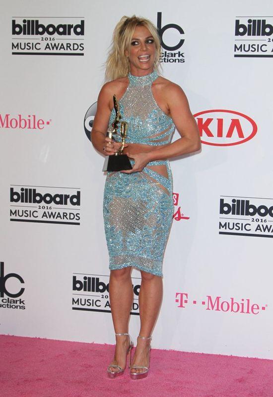 Britney Spears chce i�� na randk� z... A r�nica wieku?