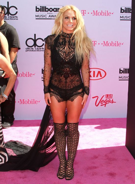 Britney Spears chce iść na randkę z... A różnica wieku?