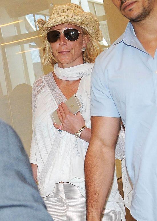Britney Spears zestarzeje się bez wypełniaczy? (FOTO)