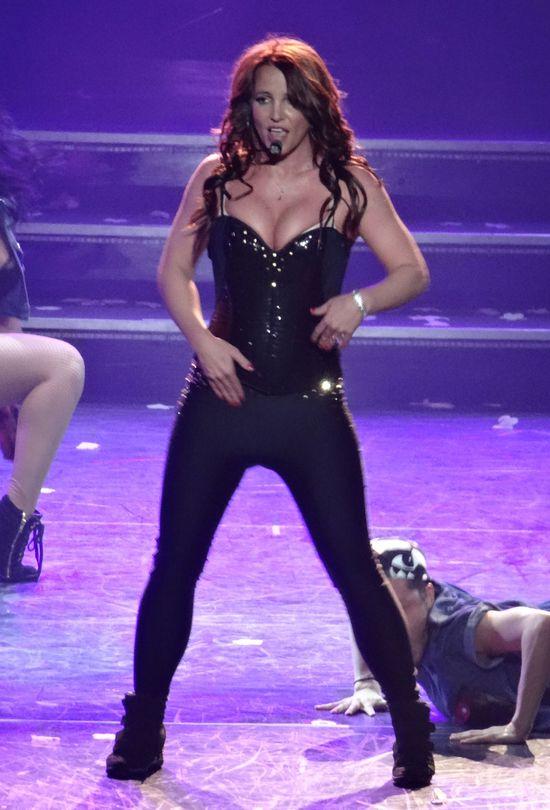 Widać dodatkowe kilogramy Britney Spears? (FOTO)