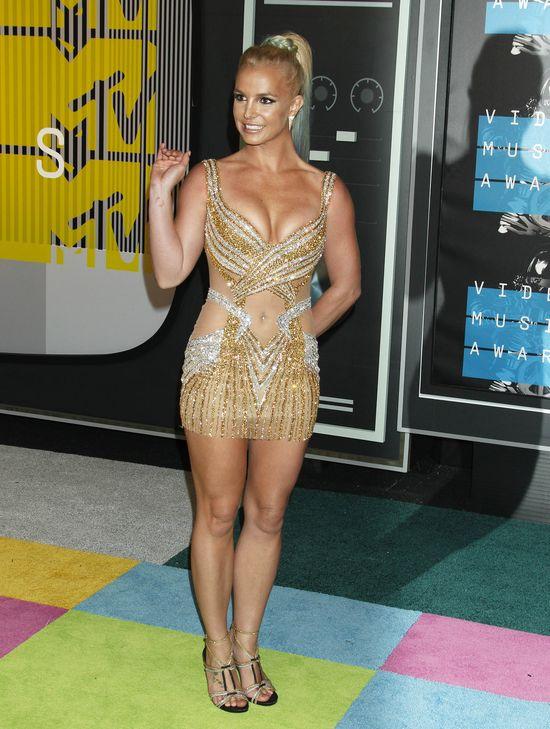 Kukurydza nienawi�ci na Instagramie Britney Spears