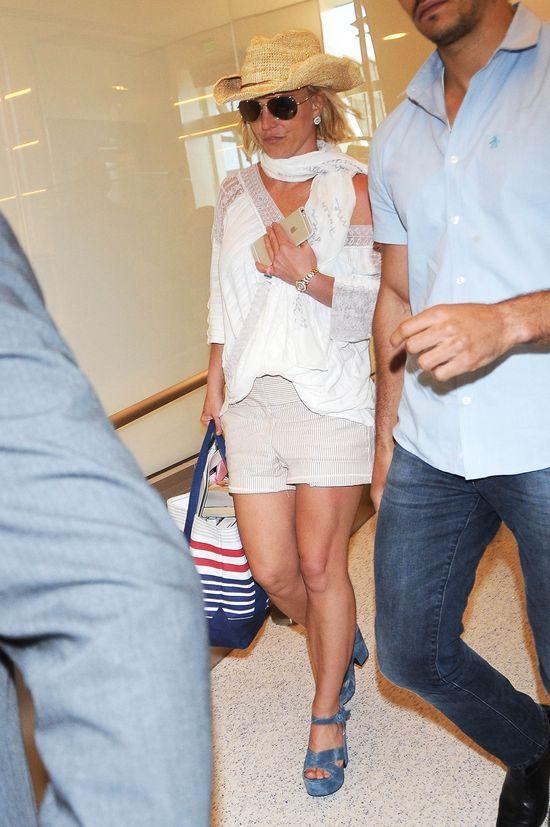 Britney Spears zestarzeje si� bez wype�niaczy? (FOTO)