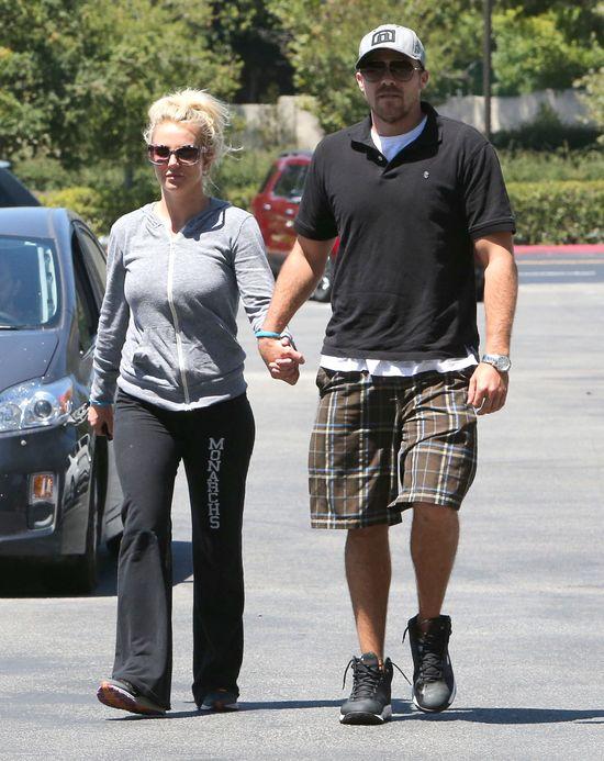 Britney Spears: Chcia�abym mie� c�reczk�!