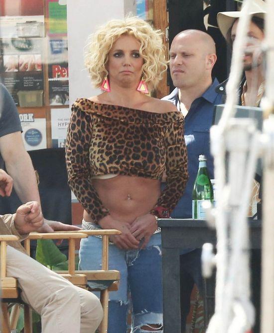 Internauci zniszcz� teledysk Iggy i Britney?