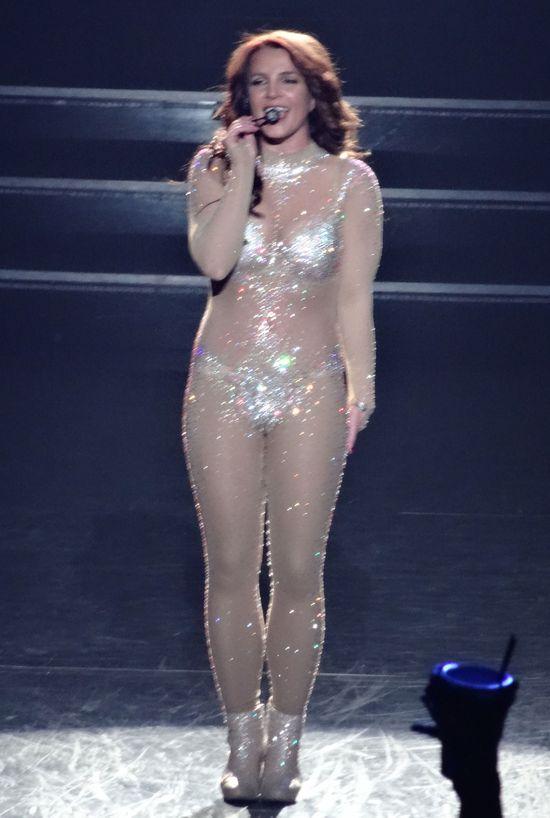 Britney Spears przytyła 14 kilogramów!