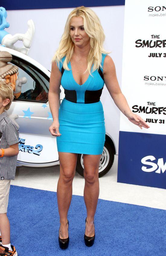 Ile wa�y i jakie ma wymiary Britney Spears?