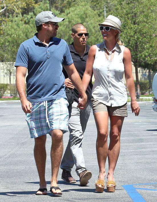 Britney Spears zapowiada ciążę!