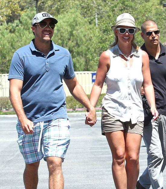 Britney Spears chciała rozpalić zmysły swojego chłopaka