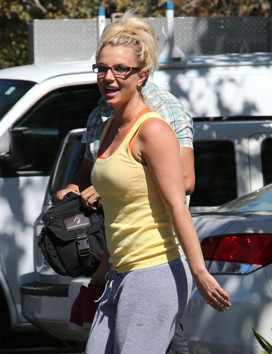 Britney Spears NIE śpiewa na swojej nowej płycie? (VIDEO)