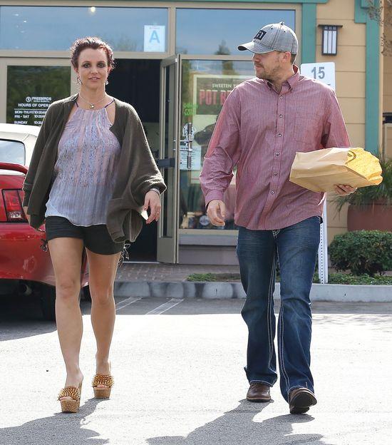 Britney Spears już ma nowego chłopaka!