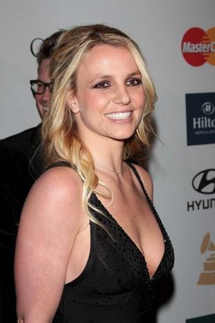 Britney Spears nie używa botoksu (FOTO)