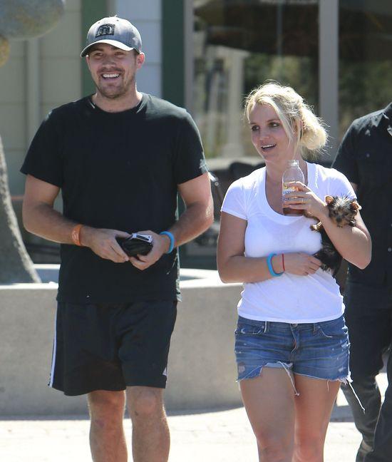 Britney Spears: Jestem nieprzytomnie zakochana!