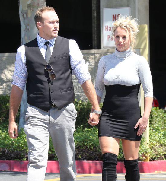 Britney Spears chudnie w oczach? (FOTO)