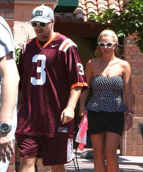 Britney Spears zerwała z Davidem Lucado!