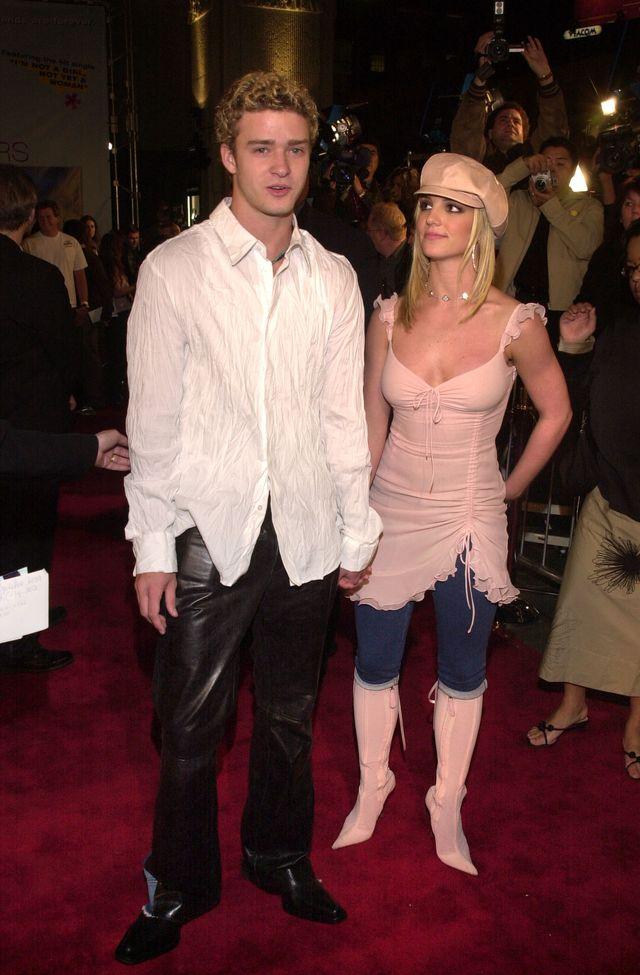 Justin Timberlake skomentował porpozycję, którą złożyła mu Britney Spears