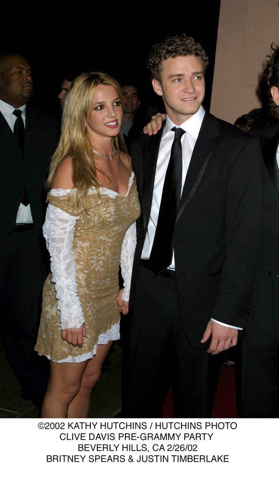Z czym wiążą się potajemne spotkania Justina Timberlake'a i Britney Spears?