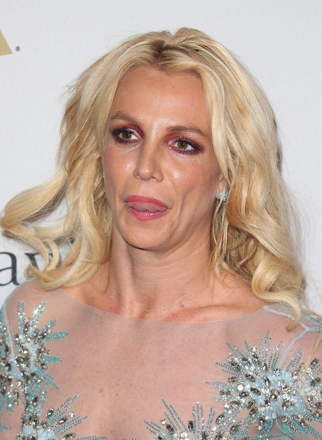Britney, obiecaj, że już NIGY TEGO NIE ZROBISZ!