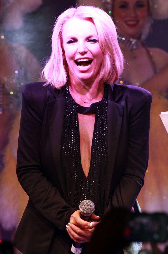 Z�b czasu ju� nadgryza urod� Britnney Spears? (FOTO)